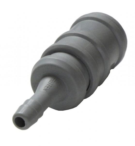 Verschlusskupplung für Aquamatik | 6 mm