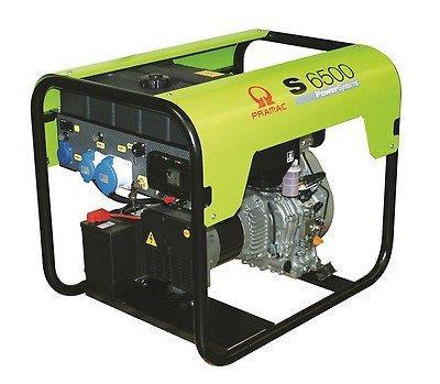 PRAMAC S 6500 5300W 230V Diesel Stromerzeuger E-Start