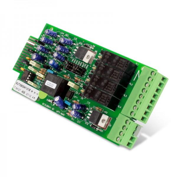 Riello Multicom 382 - Interfacekarte mit Relaisausgängen mit NOTAUS | 3A / 230V