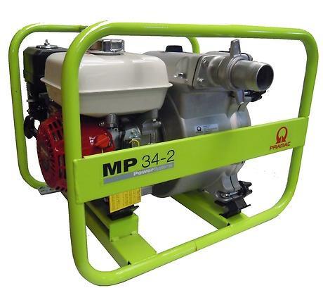 PRAMAC MP 34-2 Motorpumpe für Schmutzwasser