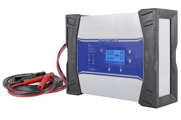 Charge Cube | 100 A 12 V Profi Werkstatt Batterie Ladegerät