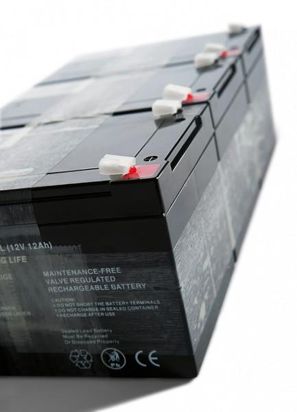 akkuteam Akku-/ Batterie-Pack Selbstbausatz für Tante Paula Elektroroller Ferdinand 2 & 3 | 36V 12Ah
