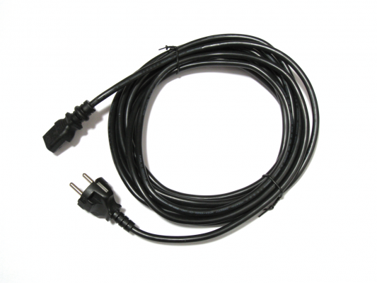 Netzkabel 5,0 m für VAS 5900A / VAS 5903 / VAS 5906