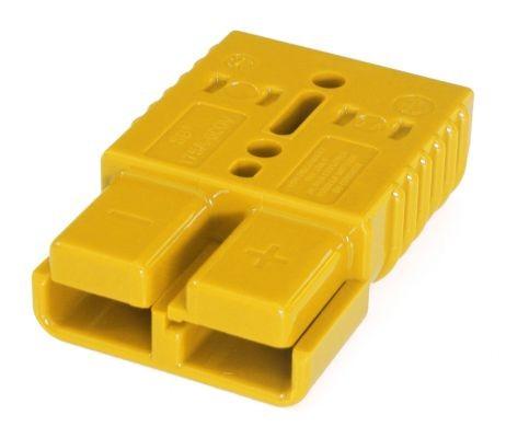 Anderson Flachkontaktstecker SB 175, gelb, 12 Volt, komplett
