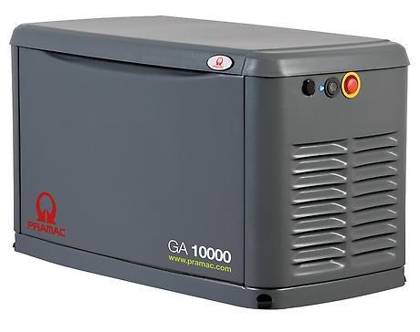 PRAMAC GA 10.000 10.000W 230V Gas Stromerzeuger