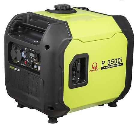 PRAMAC P 3500i 2500W 230V Benzin Stromerzeuger Inverter