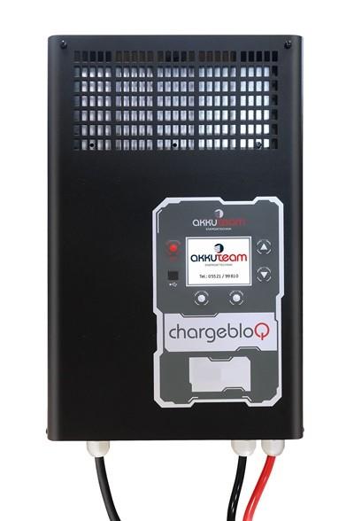 Chargebloq 48 Volt 50A 3x400 VAC Ladegerät