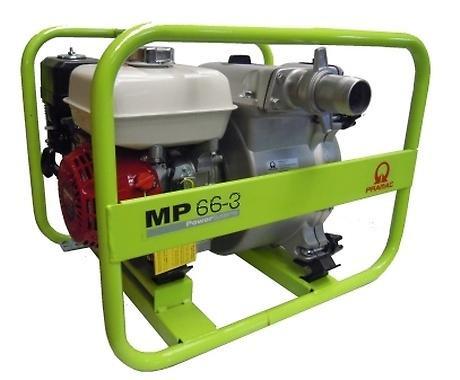 PRAMAC MP 66-3 Motorpumpe für Schmutzwasser